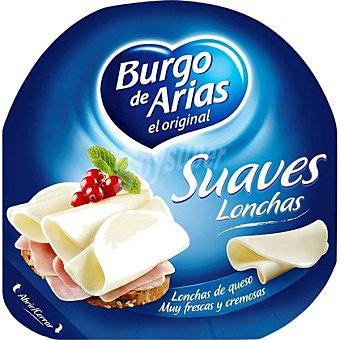 Burgo de Arias Lonchas de queso suaves Envase 125 g