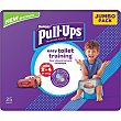 Pañales de aprendizaje niño Huggies Pull-Ups 2-4 años (18-23 kg.) 25 ud Huggies
