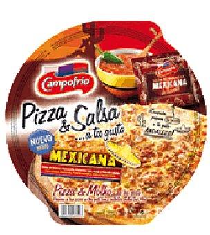 Campofrío Pizza mexicana con salsa 420 g