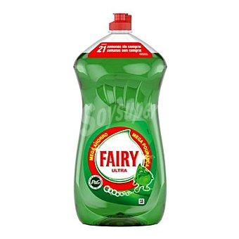 Fairy Lavavajillas a mano concentrado 1,5 l
