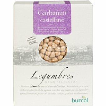Burcol Garbanzo castellano al vacio Paquete 500 g