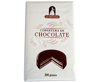 LA HERMINÍA Chocolate para repostería 300 Gramos