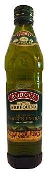 Borges Aceite oliva virgen arbequina Botella cristal 500 cc
