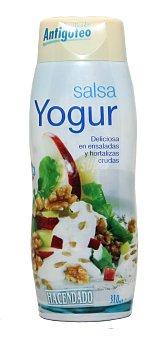 Hacendado Salsa yogur Bote 310 ml