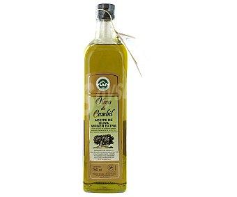 OLIVO DE CAMBIL Aceite de oliva virgen extra obtenido directamente de aceitunas 750 mililitros