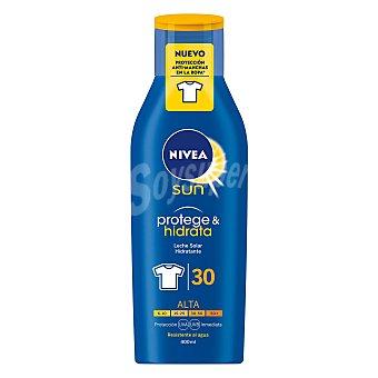 Nivea Leche solar hidratante FP 30 Protección alta 200 ml