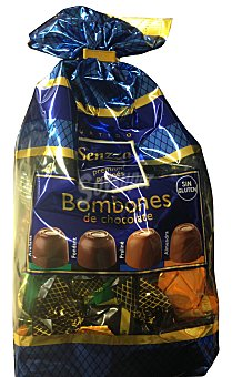 Valor Bombon chocolate senzza *navidad* Paquete 470 g