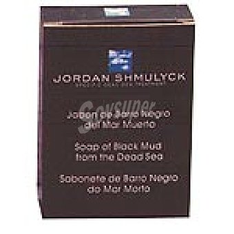 JORDAN SHMULYCK Pastilla de jabón de barro negro del mar Muerto Envase 100 g