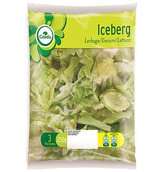 Iceberg Lechuga condis 250 G