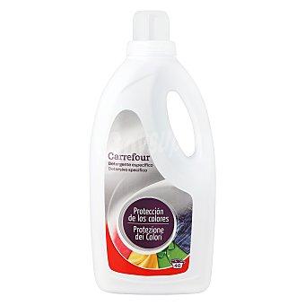 Carrefour Detergente líquido para ropa de color 40 lavados