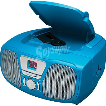 BIGBEN CD46BLSTICK Radio CD MP3 en color azul