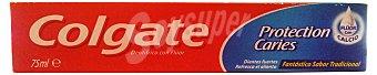 Colgate Dentifrico pasta proteccion caries Tubo 100 cc