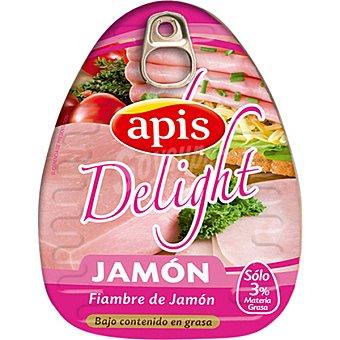 Apis Fiambre de jamón delight Lata 200 g
