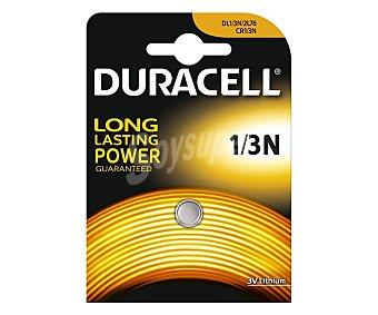 Duracell Pila de litio CR1/3N 1 unidad