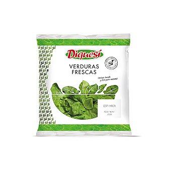 Diquesí Espinacas Bolsa 250 g