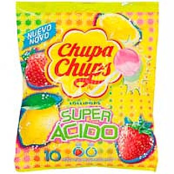 Chupa Chups Super ácido Pack 1 unid