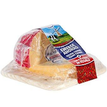 ROYAL HOLLANDIA Queso Edam-Gouda Pack 670 g + Tabla de cortar