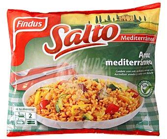 Findus Arroz mediterráneo Salto 500 g
