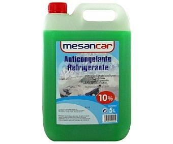 MESANCAR Líquido anticongelante, refrigerante, con temperatura mínima de -4º C 5 litros