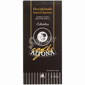 Aitona Café molido descafeinado Paquete 250 g