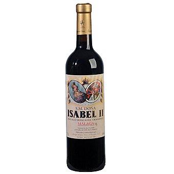 ISABEL ll Vino de licor dulce moscatel de Alejandría Botella 37,50 cl