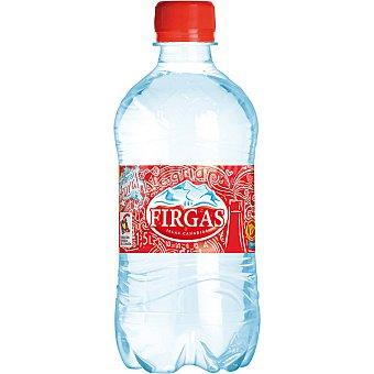 FIRGAS agua mineral con gas botella  50 cl