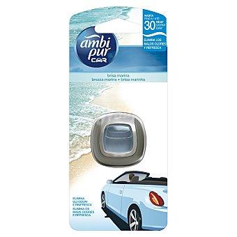 AmbiPur Ambientador de coche Brisa Marina Car desechable 1 unidad 1 unidad