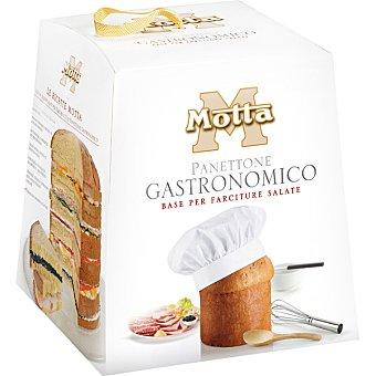 MOTTA panettone gastronómico base para rellenos salados estuche 700 g