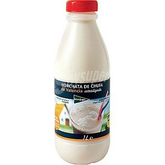 El Corte Inglés Horchata de chufa botella 1 l 1 l