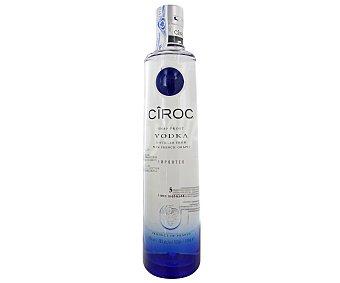 Cîroc Vodka premium de importación Botella de 70 centilitros