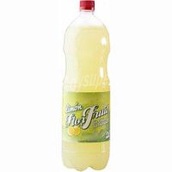 Flor Fruit Refresco de limón sin gas Botella 2 litros