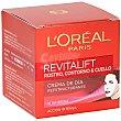 Crema antiarrugas de día para pieles maduras dermo expertise-revitalift (rostro, contorno) l´oréal 50 ml Revitalift L'Orèal Paris