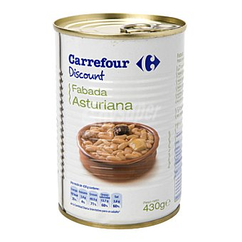 Carrefour Discount Fabada asturiana 430 g