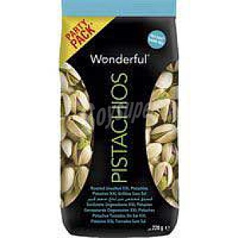 Wonderful Pistachos sin sal 220g 220g