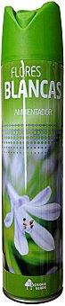Bosque Verde Ambientador spray flores blancas Bote 300 cc
