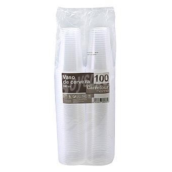 Carrefour Home Vaso transparente refresco 300 cc 1 ud