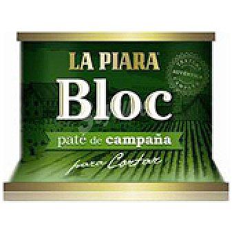 BLOC LA PIARA PATE CAMPAÑA 150 GRS