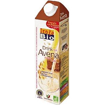 Isolabio Qbio bebida de avena biológica envase 1 l