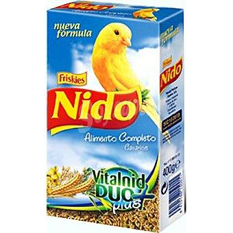 Nido Purina Alimento completo para canarios Estuche 400 g