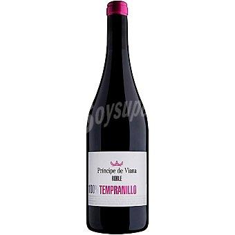 Principe de Viana Vino Tinto Tempranillo Navarra Botella 75 cl