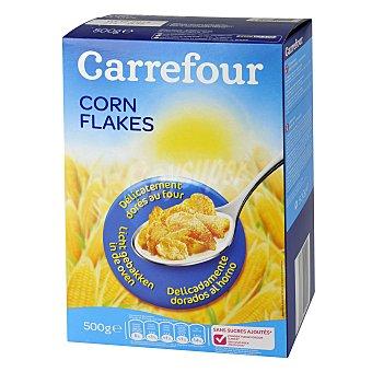 Carrefour Corn Flakes sin azúcar añadido 500 g