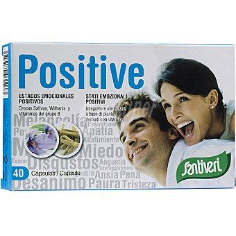 SANTIVERI Positive Estados emocionales positivos envase 18 g Envase 18 g