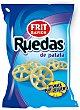 Ruedas de patata (producto de aperitivo frito) Bolsa de 50 g Frit Ravich