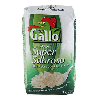 Riso Gallo Arroz blanco 1 kg