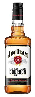 Jim Beam Whisky Bourbon Botella de 70 cl