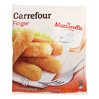 Carrefour Finger de mozzarella 450 g