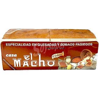 Casa El Macho Sobaos pasiegos 675 g
