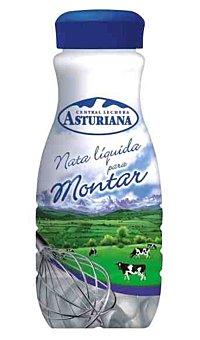 Central Lechera Asturiana Nata montar 36% 20cl