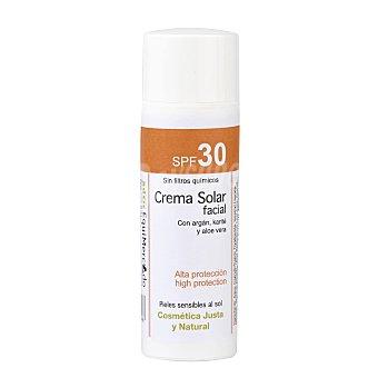 Equimercado Crema solar facial SPF 30 ecológica 50 ml