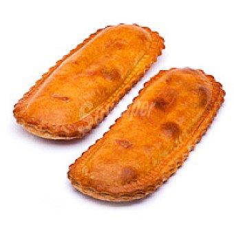 Gallega Empanada bocata de atún Bandeja 2 unid